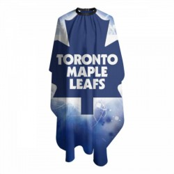 Soft Toronto Maple Leafs Haircut apron 55*66 in #183812 chemical resistant, protect your clothes clean.