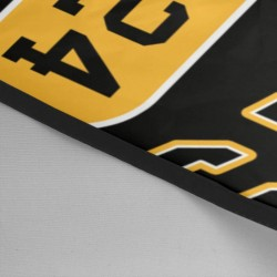 Perfect Boston Bruins Haircut apron 55*66 in #186300 for Hair Styling and Cuts