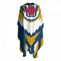 Durable NHL Florida Panthers Haircut apron 55*66 in #185154 Waterproof, anti-static, heat resistant